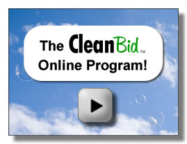 CleanBid Demo